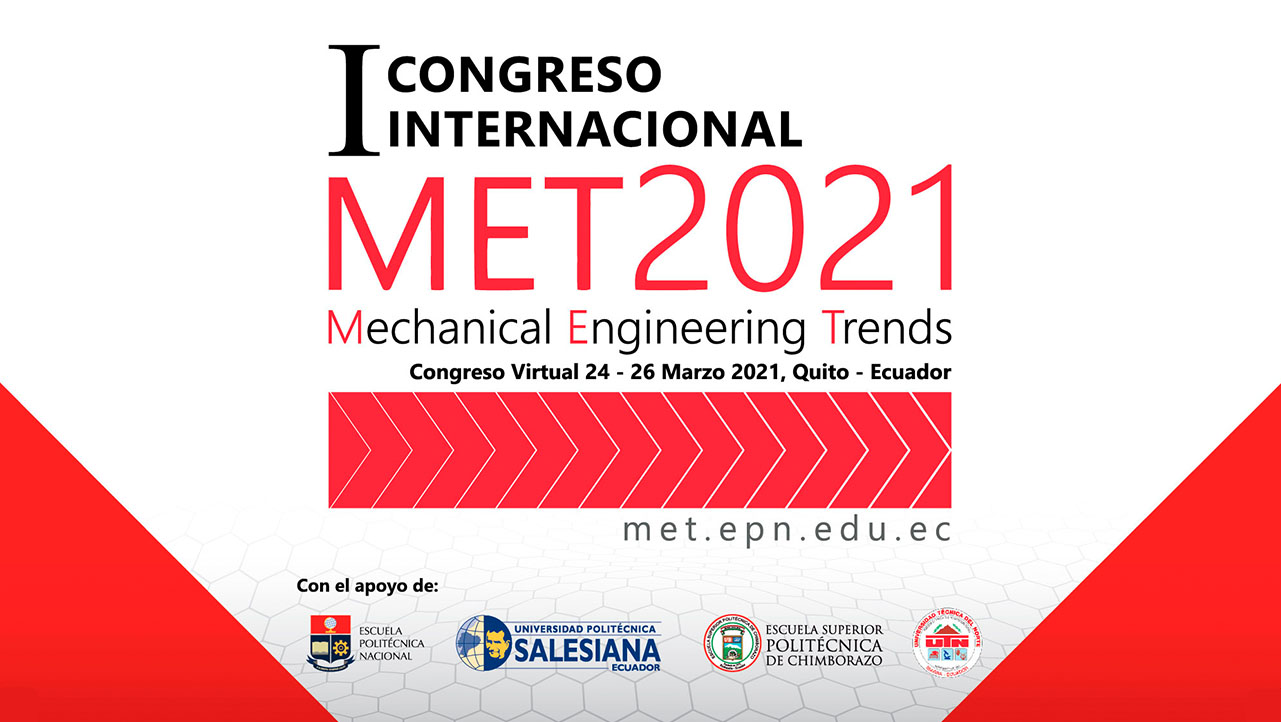 Mechanical Engineering Trends – MET2021