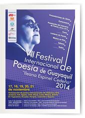 VII Festival de Poesía de Guayaquil
