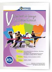 V Festival de Danza Universitaria
