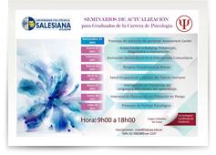 Seminario de Actualización para los Graduados de Psicología