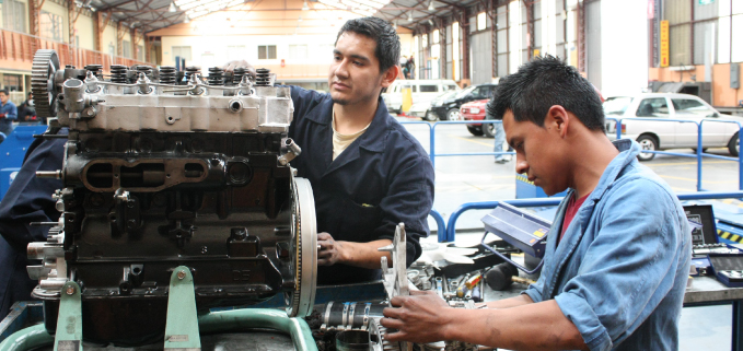 Automotive Engineering hardest undergraduate majors