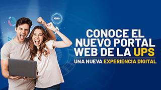 UPS presenta su nuevo y renovado Portal Web